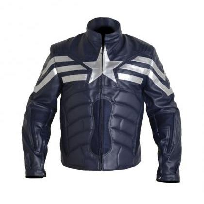 New Padded Motorcycle Captain Ameri..