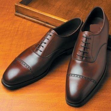 Handmade Men formal Shoes Men brown..