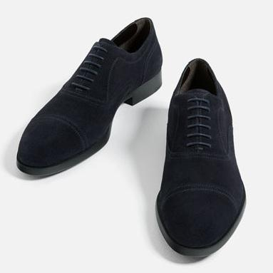 Handmade Men fashion suede shoes, Men navy blue suede dress shoes, Mens footwear